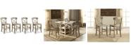 Furniture  Counter Stool, 4-Pc. Set (4 Counter Stools)