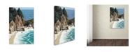 "Trademark Global Lantern Press 'Landscape 15' Canvas Art - 12"" x 19"""