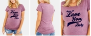 Jessica Simpson Love To Love You Baby™ Maternity Graphic Tee