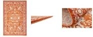 Bridgeport Home Norston Nor1 Terracotta 4' x 6' Area Rug