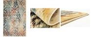 Bridgeport Home Marblesea Mrb1 Beige 5' x 8' Area Rug