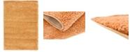 """Bridgeport Home Uno Uno1 Orange 2' 2"""" x 3' Area Rug"""