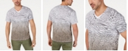 INC International Concepts INC Men's Animal Print T-Shirt, Created for Macy's