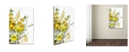 "Trademark Global The Macneil Studio 'Catkins' Canvas Art - 16"" x 24"""