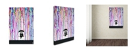 "Trademark Global Marc Allante 'Days Gone By' Canvas Art - 16"" x 24"""