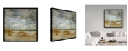 "Trademark Global John W. Golden 'Mason Boro Reeds' Canvas Art - 18"" x 18"""