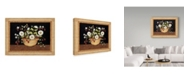 "Trademark Global Robin Betterley 'Raspberries' Canvas Art - 19"" x 14"""