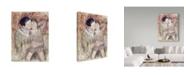 "Trademark Global Mary Stevenson Cassatt 'Woman And Child' Canvas Art - 24"" x 18"""