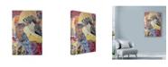 """Trademark Global Lauren Moss 'Sundar' Canvas Art - 22"""" x 32"""""""