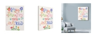 """Trademark Global Lisa Powell Braun 'If You Dont Try' Canvas Art - 24"""" x 32"""""""