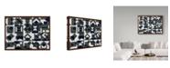 "Trademark Global Peter McClure 'Ta'Xewra Malta' Canvas Art - 35"" x 47"""