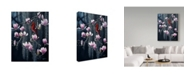 "Trademark Global Wilhelm Goebel 'Southern Cheer Cardinal' Canvas Art - 24"" x 32"""
