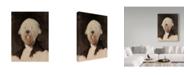 "Trademark Global J Hovenstine Studios 'George' Canvas Art - 35"" x 47"""
