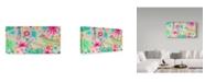 "Trademark Global Jennifer Mccully 'Soul Searcher' Canvas Art - 32"" x 16"""