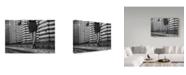 "Trademark Global Jason Matias 'Lazy Stroll' Canvas Art - 32"" x 22"""