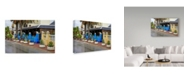 "Trademark Global J.D. Mcfarlan 'Bonaire 5' Canvas Art - 47"" x 30"""