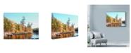 "Trademark Global Nina Marie 'Take Me To The River' Canvas Art - 24"" x 18"""