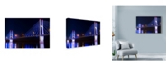 "Trademark Global Njr Photos 'Bayview' Canvas Art - 24"" x 16"""
