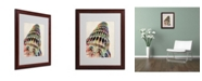 "Trademark Global Michael Tompsett 'Leaning Tower Pisa' Matted Framed Art - 20"" x 16"""