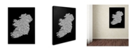 "Trademark Global Michael Tompsett 'Ireland VIII' Canvas Art - 32"" x 22"""