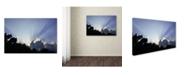 """Trademark Global Kurt Shaffer 'Inspirational Sky' Canvas Art - 22"""" x 32"""""""