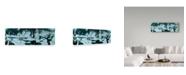 """Trademark Global Jeff Tift 'First Alert' Canvas Art - 10"""" x 32"""""""