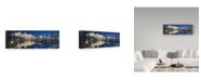 "Trademark Global Jeff Tift 'Evening Solitude' Canvas Art - 10"" x 32"""