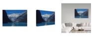 "Trademark Global Ron Parker 'Lake Louise' Canvas Art - 12"" x 19"""