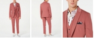 INC International Concepts I.N.C. Dusty Rose Vested Suit Separates, Created for Macy's