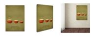 "Trademark Global Christian Jackson 'Goldilocks' Canvas Art - 18"" x 24"""