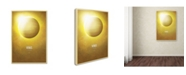 "Trademark Global Christian Jackson 'Venus' Canvas Art - 19"" x 14"""