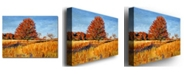 "Trademark Global David Lloyd Glover 'Reflections of Sunset Light' Canvas Art - 32"" x 26"""