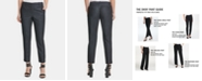 DKNY Petite Denim Essex Ankle Pants
