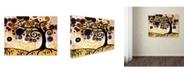 "Trademark Global Natasha Wescoat '010' Canvas Art - 14"" x 19"""