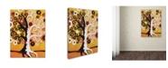 "Trademark Global Natasha Wescoat '067' Canvas Art - 14"" x 19"""