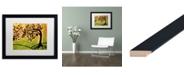 "Trademark Global Natasha Wescoat '143' Matted Framed Art - 16"" x 20"""