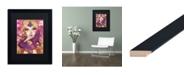 "Trademark Global Natasha Wescoat 'Dragon Kin' Matted Framed Art - 16"" x 20"""
