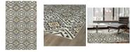 Kaleen Nomad NOM05-38 Charcoal 2' x 3' Area Rug