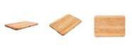 "John Boos Maple Wood 17"" x 12"" Reversible Edge Grain Cutting Board"
