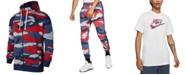 Nike Men's Sportswear Club Fleece Camo Hookup