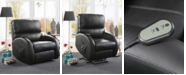 Coaster Home Furnishings Upholstered Power Lift Recliner