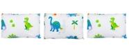 Wildkin Dinosaur Land Toddler Hypoallergenic Toddler Pillowcase