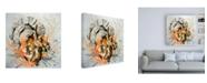 "Trademark Global Taka Sudo Reel Up Canvas Art - 36.5"" x 48"""