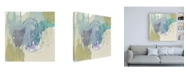 "Trademark Global Jennifer Goldberger Pastel Composition II Canvas Art - 19.5"" x 26"""