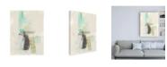 "Trademark Global Jennifer Goldberger Little Windows Geometry II Canvas Art - 15.5"" x 21"""