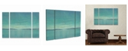 "Trademark Global Samin Chase Tranquility II Multi Panel Art Set Large 3 Piece - 36.5"" x 48"""