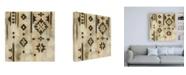 """Trademark Global Silvia Vassileva Scandinavian Mood III Canvas Art - 15.5"""" x 21"""""""