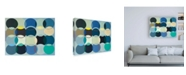 "Trademark Global Naomi Taitz Duff If I Must Canvas Art - 27"" x 33.5"""