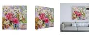 "Trademark Global Pamela Gaten Wake Up Easy Canvas Art - 36.5"" x 48"""