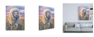 "Trademark Global Jan Henderso Timbavati Messenger Canvas Art - 36.5"" x 48"""